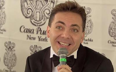 Cristian Castro dijo que tendrá 20 hijos más y que no es gay