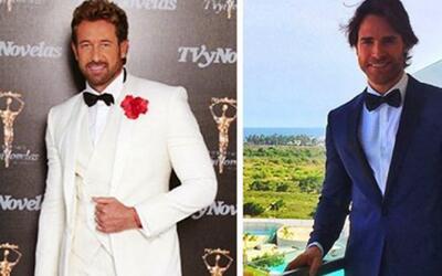 Gabriel Soto y Sebastián Rulli arrancaron suspiros en los Premios TVyNov...