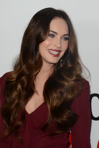 La que las usa por necesidad más que por gusto es Megan Fox, desp...