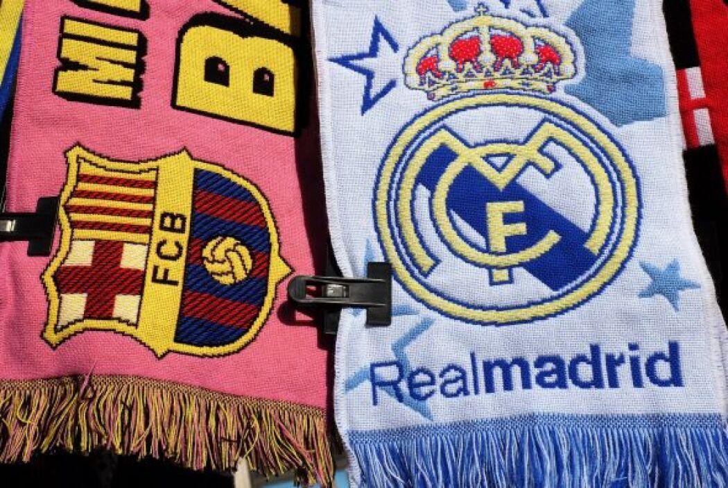 A una semana del Clásico entre Real Madrid y Barcelona, la Liga de Españ...