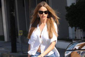 Ni siquiera una mujer tan atractiva como Sofía Vergara es capaz de evita...