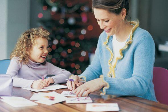 Si tus tarjetas de navidad todavía no están listas para su envío por cor...