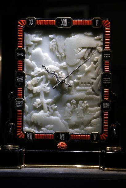 Y para no perder el hilo, aquí va otro reloj que fue diseñado en 1926.