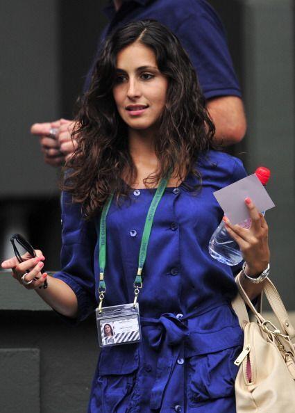 María Francisca Perello tiene una relación con el espa&nti...