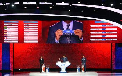 Sorteo FIFA