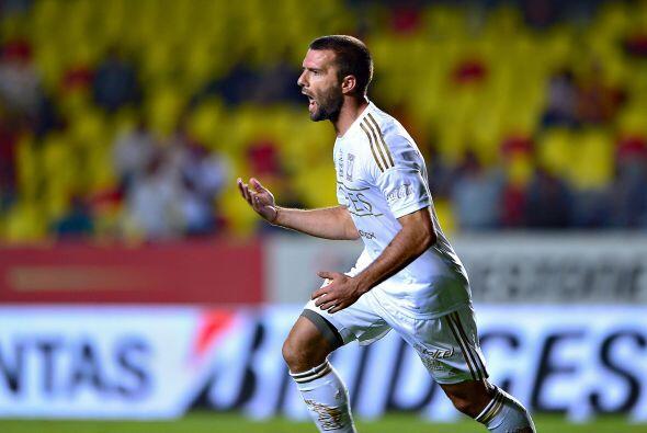 Emanuel Villa ha tenido un regreso aceptable al fútbol mexicano t...