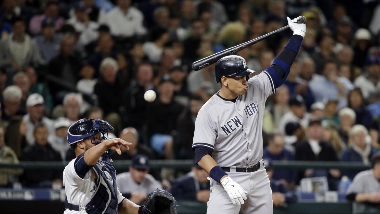A-Rod en segundo lugar de carreras producidas en la MLB.