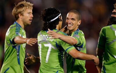 Los 5 mejores goles del Seattle Sounders en esta temporada de la MLS