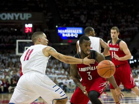 SMU vs Louisville