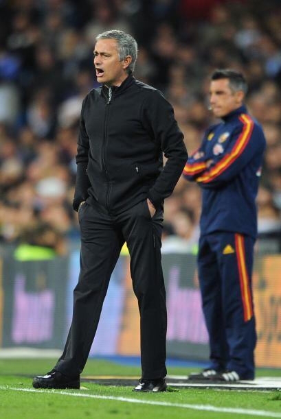 Además, pareciera que José Mourinho usó similares p...