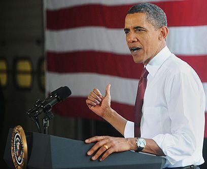 """Cuarta visita. El presidente Barack Obama dijo en junio que estaba """"furi..."""