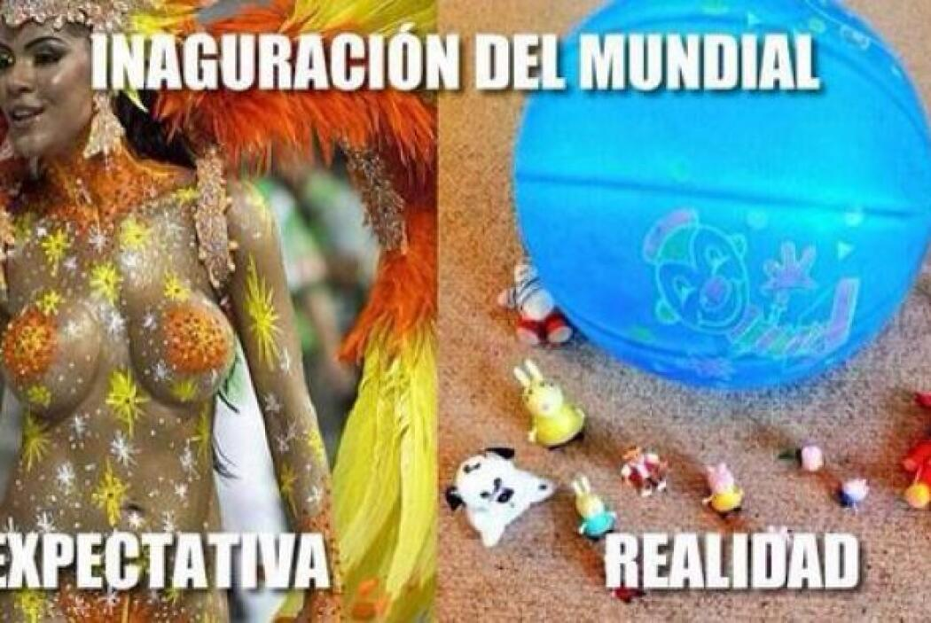 Expectativa de muchos contra la realidad... Todo sobre el Mundial de Bra...