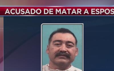 Detienen a hombre acusado de balear a su esposa en Pearland