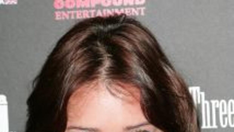 La actirz mexicana Fernanda Romero.