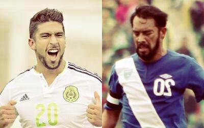 México vs. Guatemala