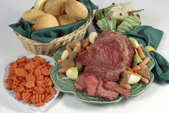 La carne de res es generalmente usada en estofados, que pueden varir muc...