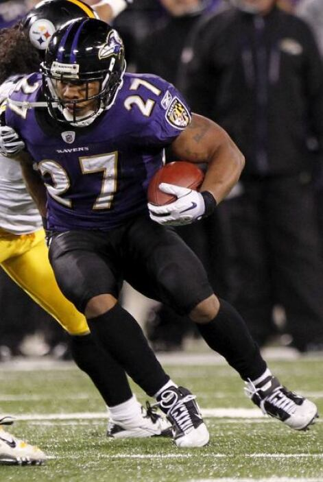 56. Ray Rice (corredor - Baltimore Ravens)