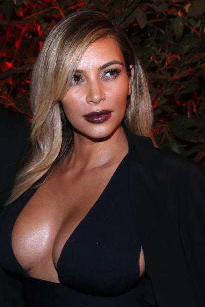 Kim Kardashian últimamente no da una y en esta ocasión defraudó por comp...