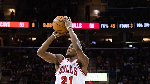 Jimmy Butler #21 de los Chicago Bulls