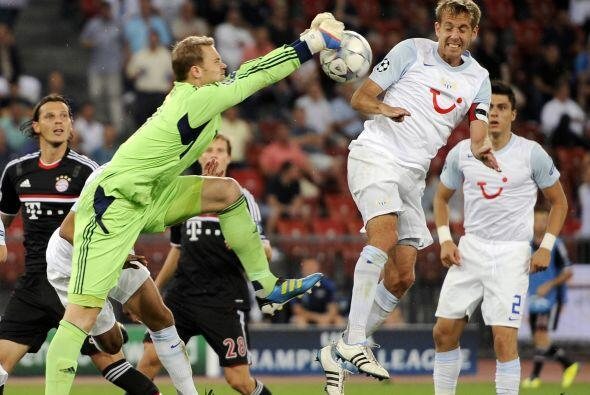 En la Ida los bávaros ganaron por 2-0 y este partido casi era de...