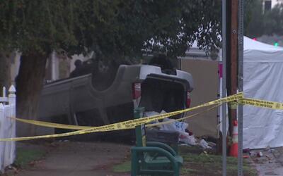 Una mujer murió arrollada por su propio vehículo en Victory Boulevard
