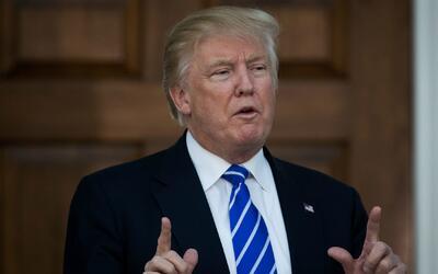 Donald Trump duda de la transparencia en la elección que lo llevó a la C...