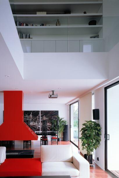 Ésta es la casa que el arquitecto Joaquín Torres hizo para...