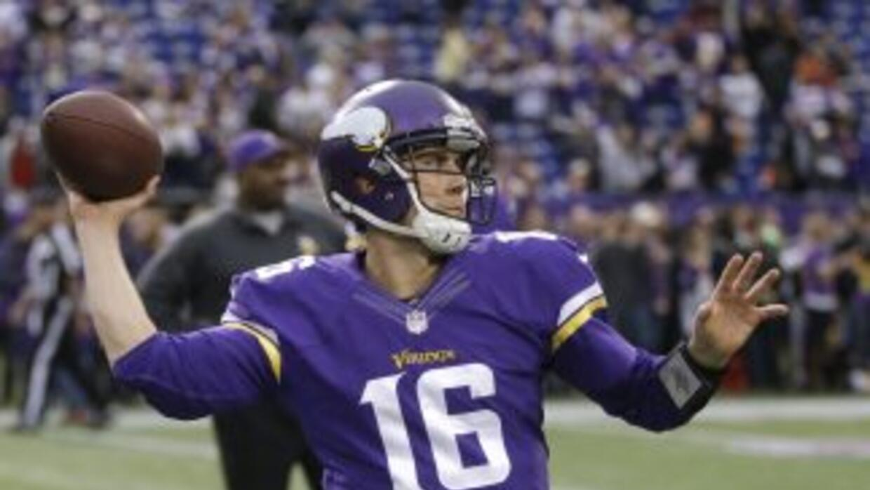 Matt Cassel podría ir a los Texans (AP-NFL).