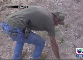 EXCLUSIVA: Ex militares contra narcos en la frontera