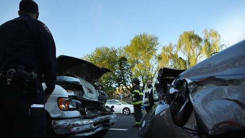 La conducción distraída estaría detrás de muchísimos accidentes de tráns...