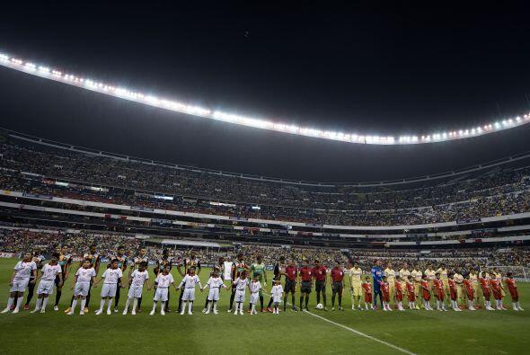 La cuarta Final se jugará en Liga de Campeones de la Concacaf el...
