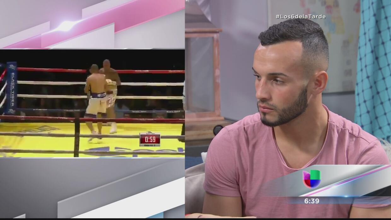 Christopher 'Pitufo' Díaz' habla de la pelea entre Juanma López y 'Papit...