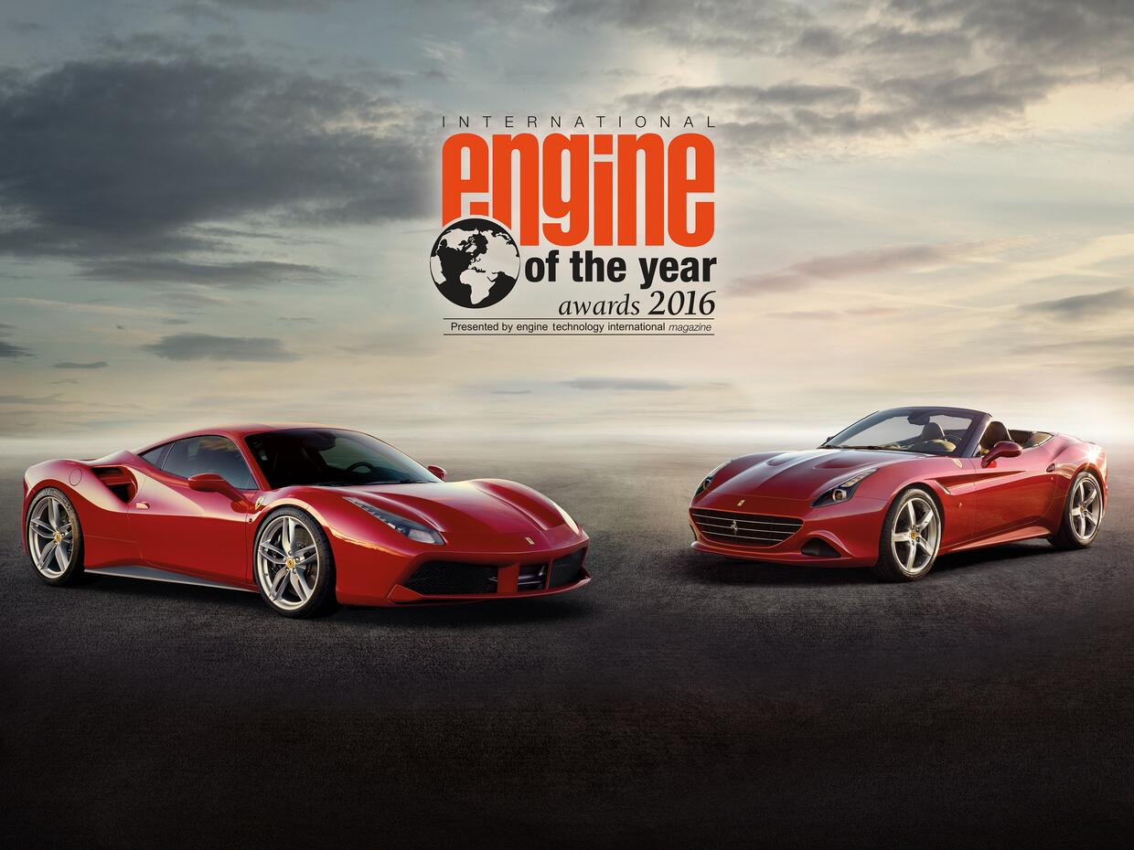 International Engine of the Year 2016: Estos son los motores ganadores