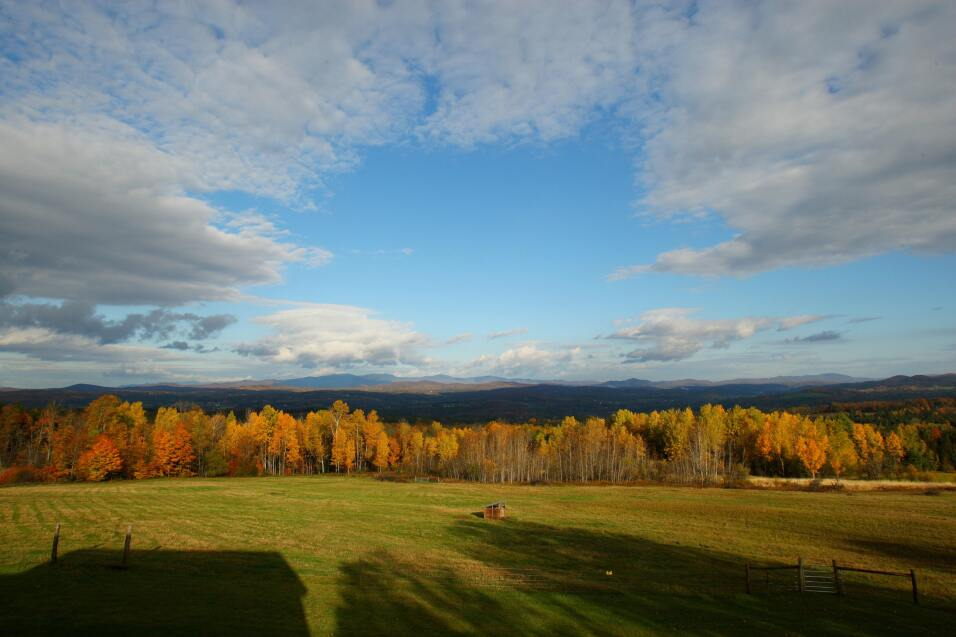 lugares otoño