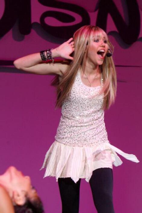 De la 'Hannah Montana' que conocimos, ya no queda nada.