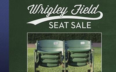 Chicago Cubs anuncia la venta de asientos que serán reemplazados por la...