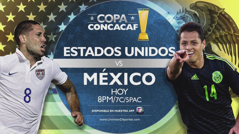 Estados Unidos vs México