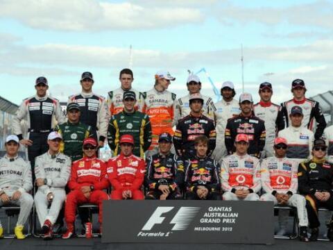 El británico Jenson Button (McLaren) ganó con autoridad el...