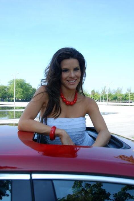 Desde que ganó la edición 2009 de Nuestra Belleza Latina, Greidys Gil no...