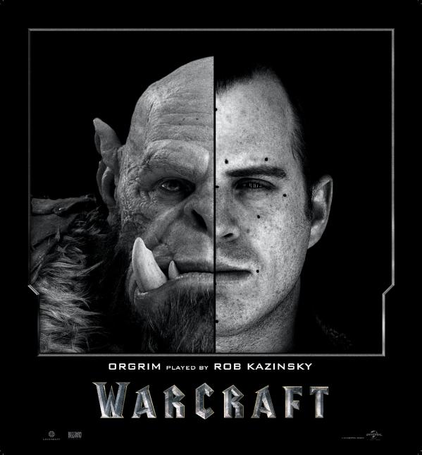 Warcraft: ¿qué tanto se parecen los actores a sus respectivos personajes...
