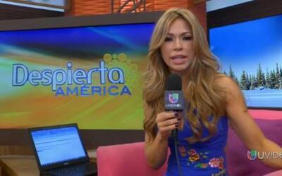 Claudia Molina respondió sobre dolor en las articulaciones
