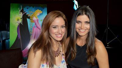 """Chiquinquirá Delgado y Aleyda Ortiz son dos reinas no tan """"Sleeping Beau..."""