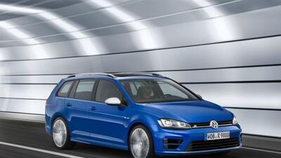 Volkswagen decidió competir en el segmento de las vagonetas deportivas.