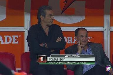 """Tomás Boy: """"Mi ciclo terminó en Atlas"""""""