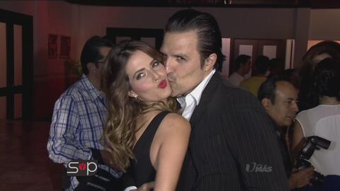 Claudia Álvarez dio todos los detalles de su boda
