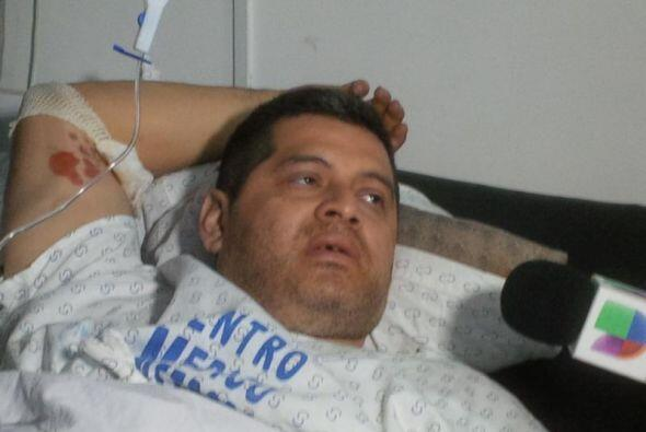 Y Manuel Quino Tejeda, de 36 años.  Crédito.