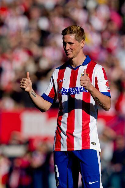 """El miércoles nos vemos otra vez y por mucho tiempo"""", añadió Torres, que..."""
