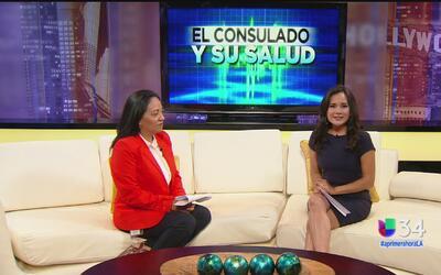 El Consulado General de México en Los Ángeles celebra la salud con estud...