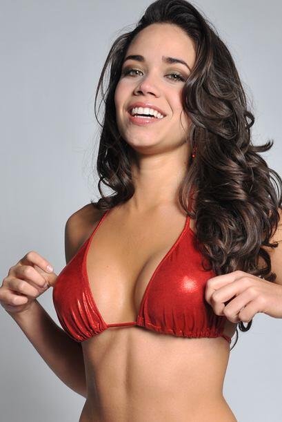 Ella es Thebis Alvarez.