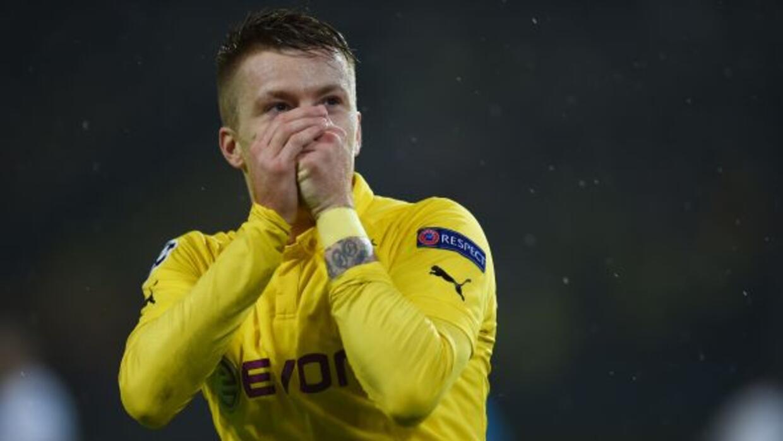 El jugador del Borussia Dortmund, fue parado por la policía el 18 de mar...